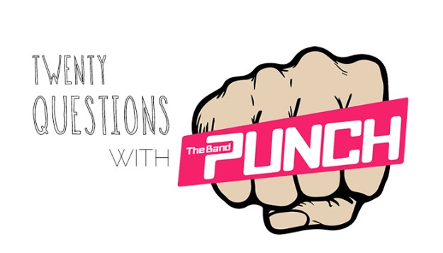 twenty questions with punch