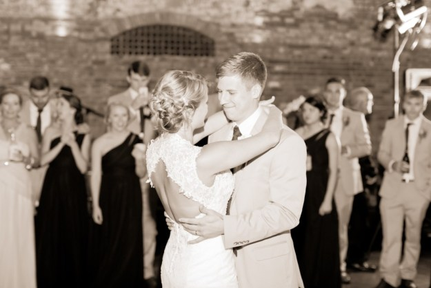 Ryan and Alyssa Photography   Greenville, SC   Old Cigar Warehouse Wedding