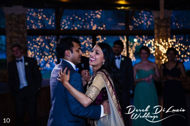 Mansi and Nick's wedding in Asheville, NC.