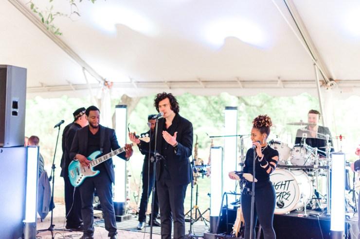 Night Years wedding band