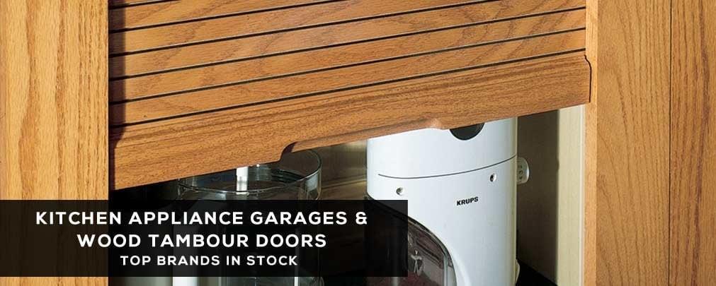 Appliance Garages Amp Wood Tambour Doors Cabinetparts Com