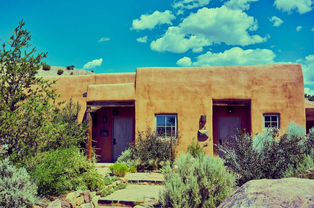 Accommodations at Ojo Caliente Mineral Springs Spa & Resort New Mexico