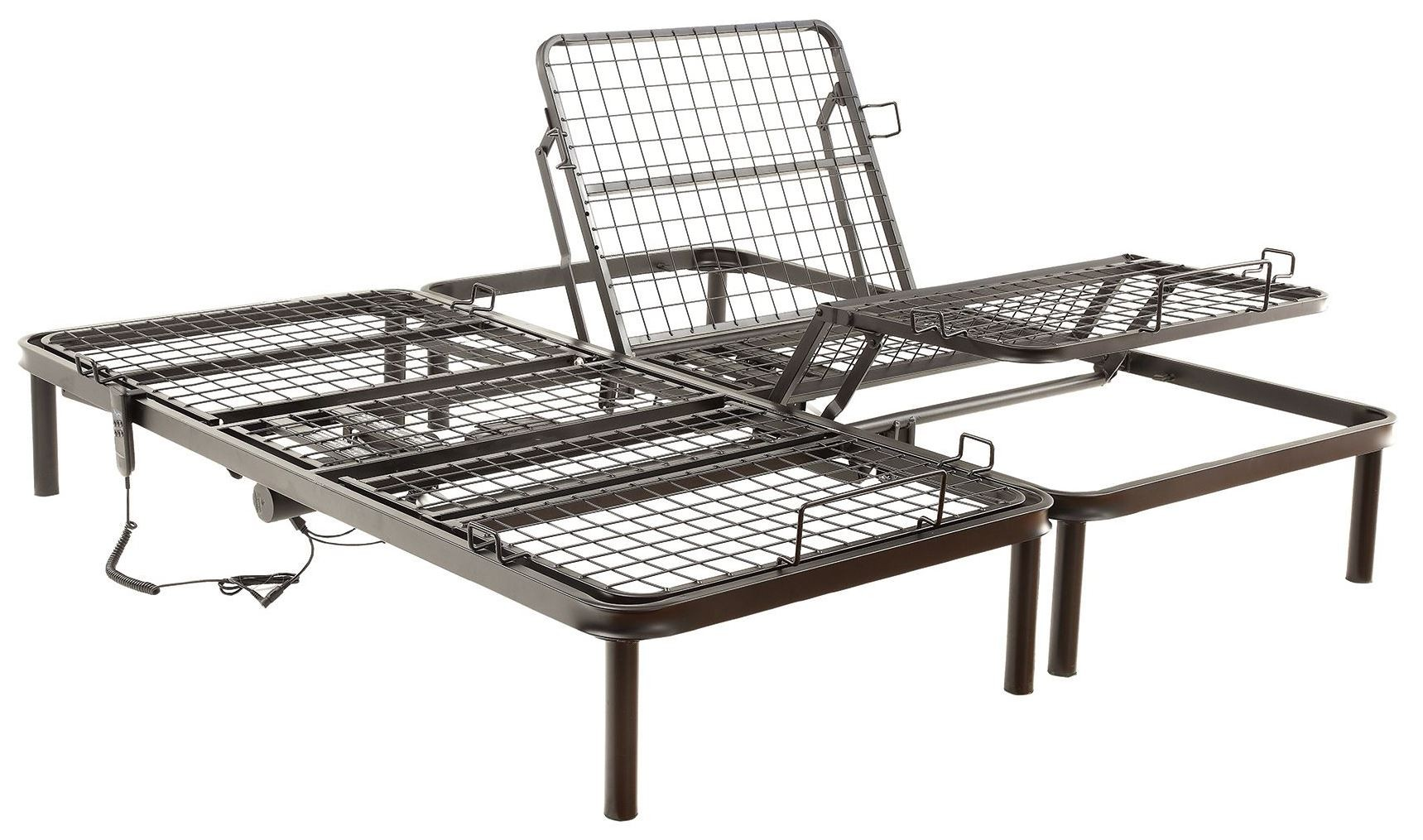 King Electric Adjustable Bed From Coaster Ke