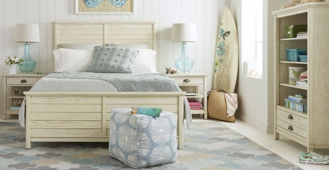 Driftwood Bedroom Furniture sylvania 2298 bedroom in driftwood by