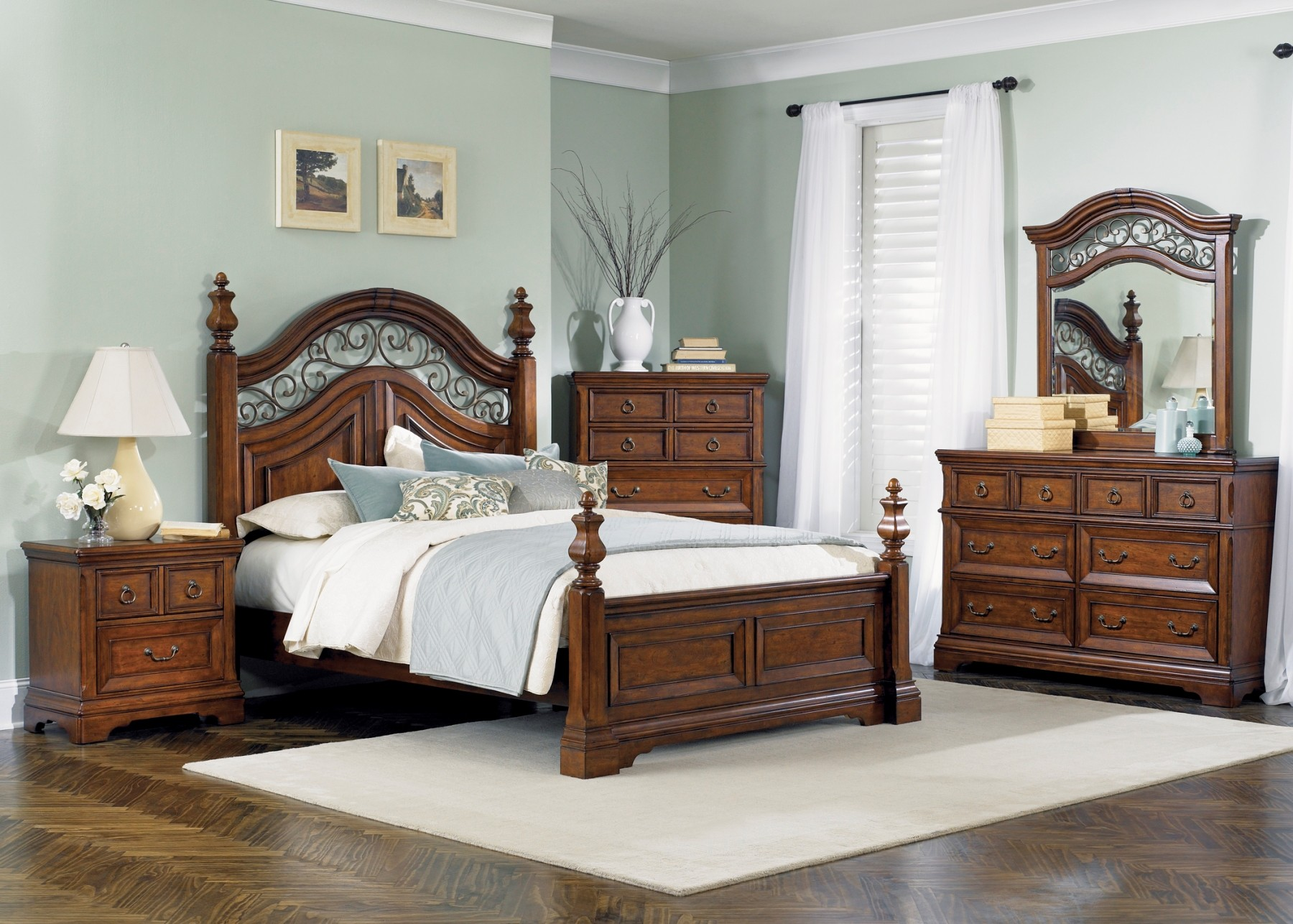Laurelwood Bedroom Set By Liberty Furniture