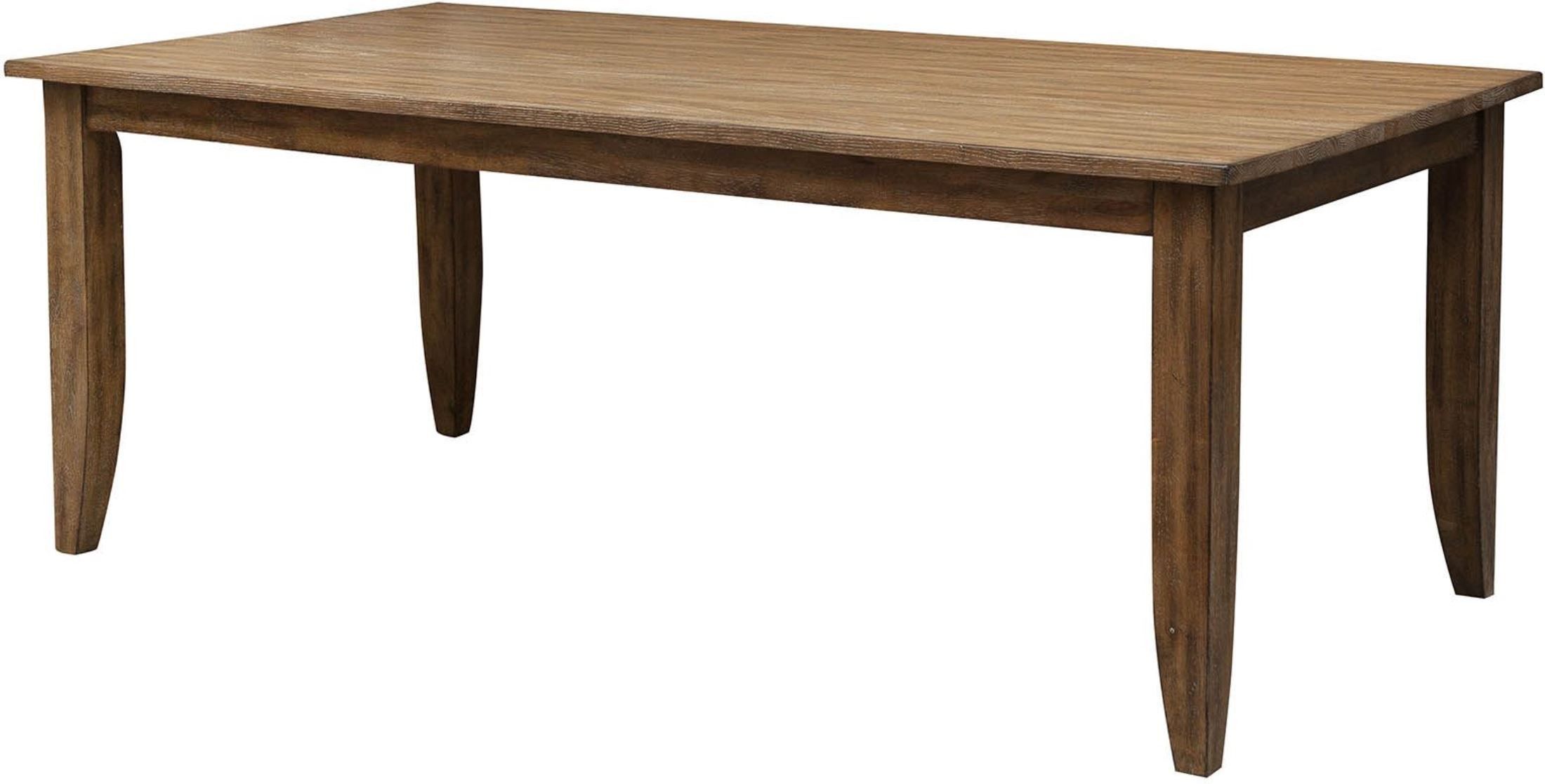 """The Nook Oak 60"""" Rectangular Dining Table From Kincaid"""