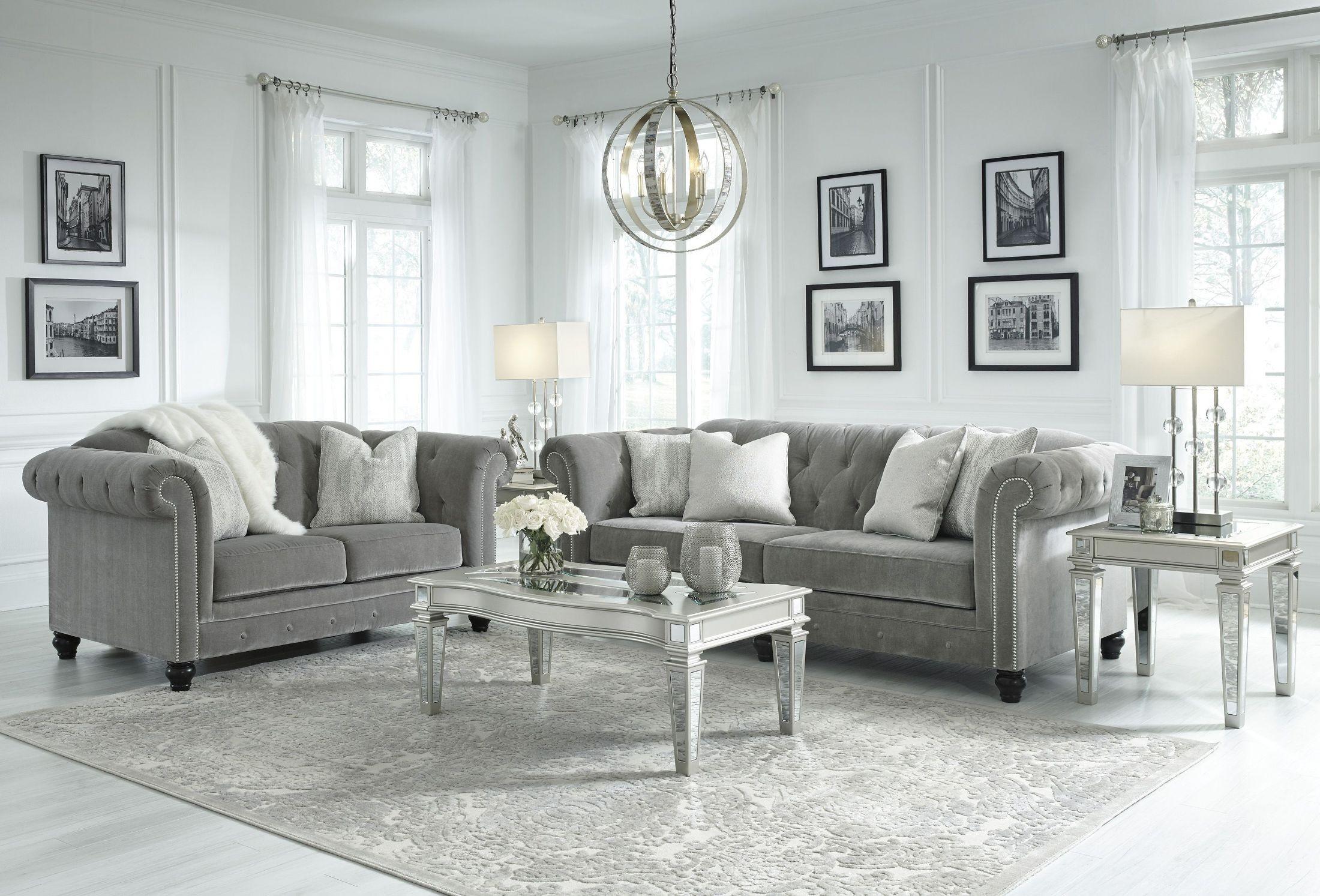 Small Living Room Setup