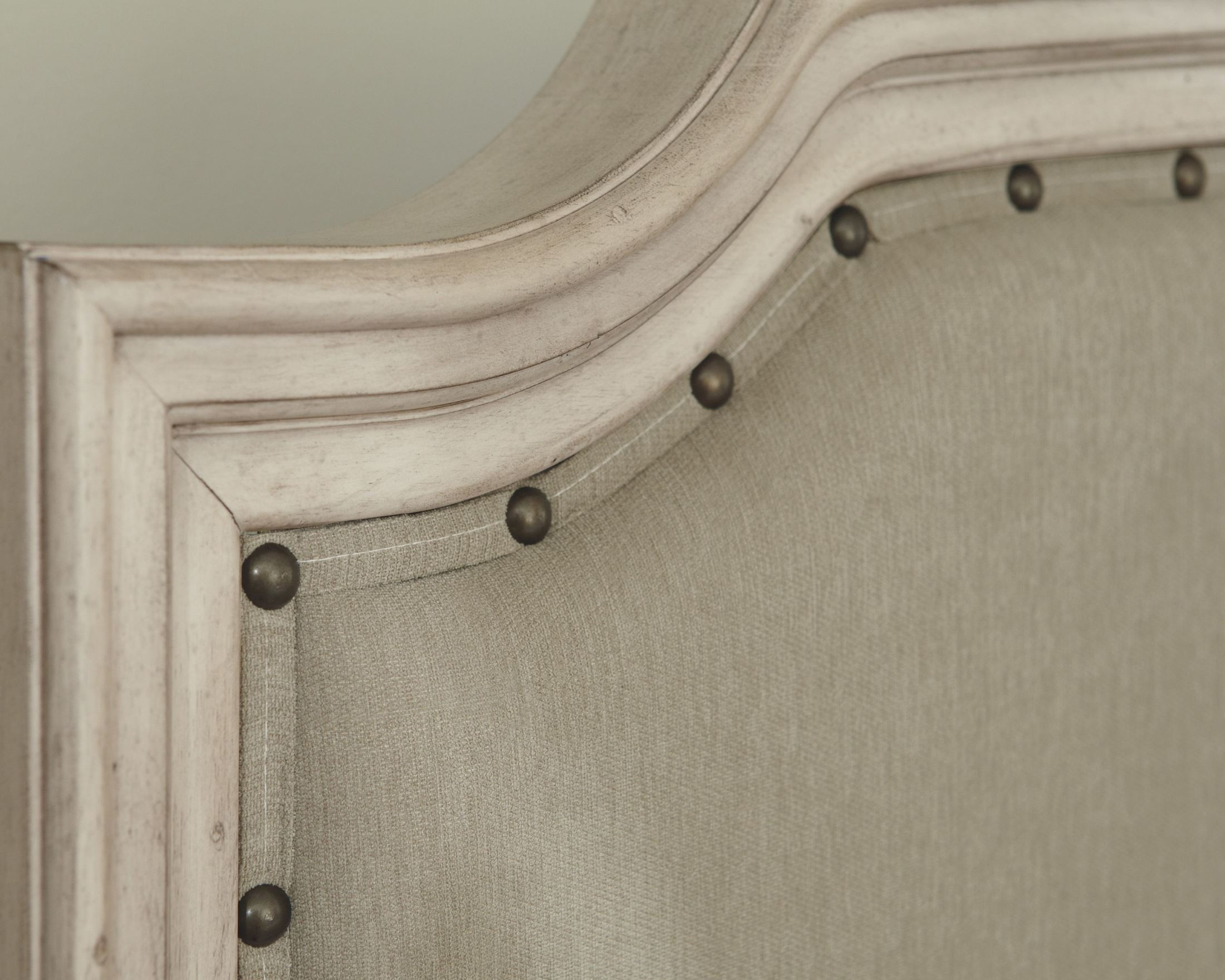 Demarlos King Upholstered Panel Bed From Ashley B693 78