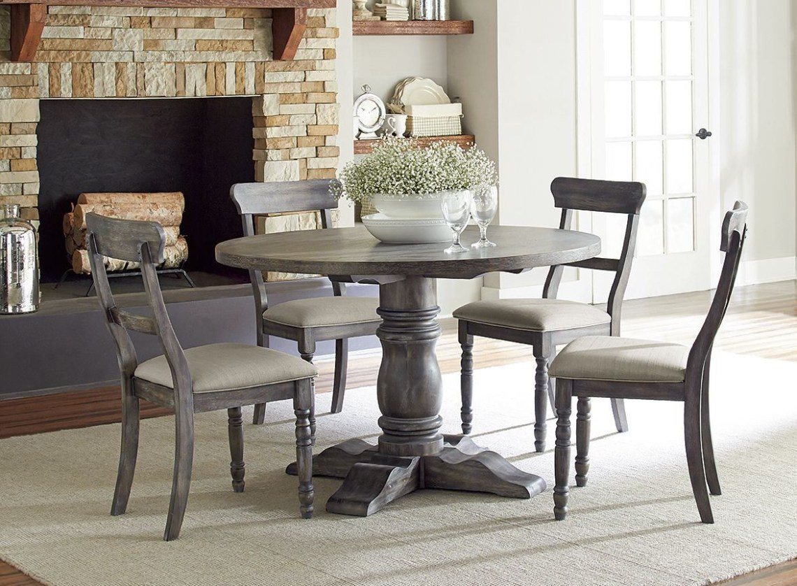 Image Result For Round Dining Room Table Set For