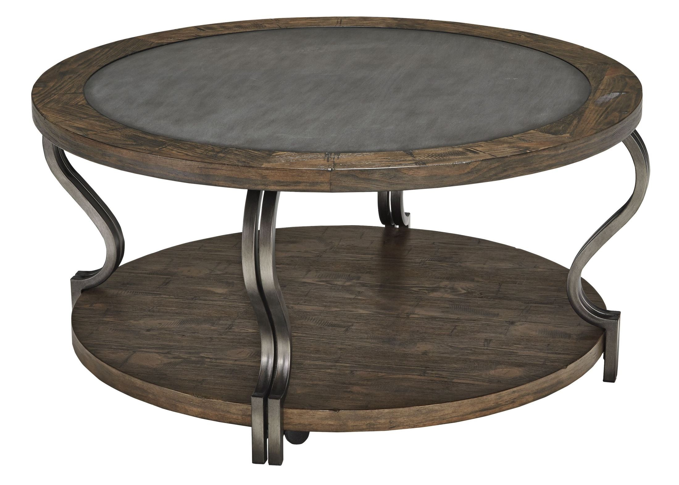 Volanta Round Cocktail Table From Ashley (T739-8
