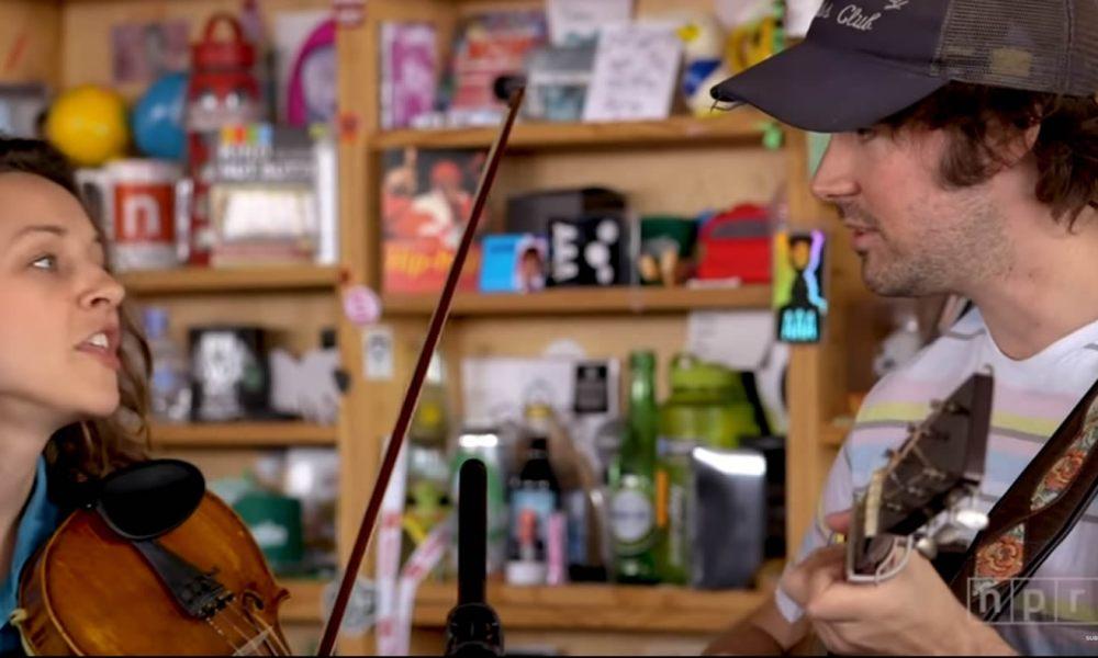 mandolin orange live npr tiny desk