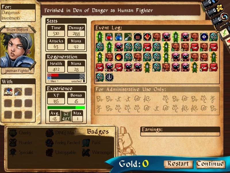 Desktop Dungeons - Đánh Giá Game