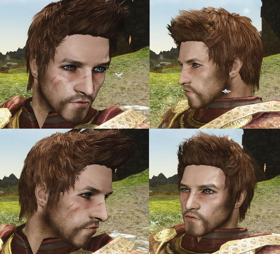 """Ba """"bộ cọ"""" của game thủ """"mod"""" đồ họa game"""