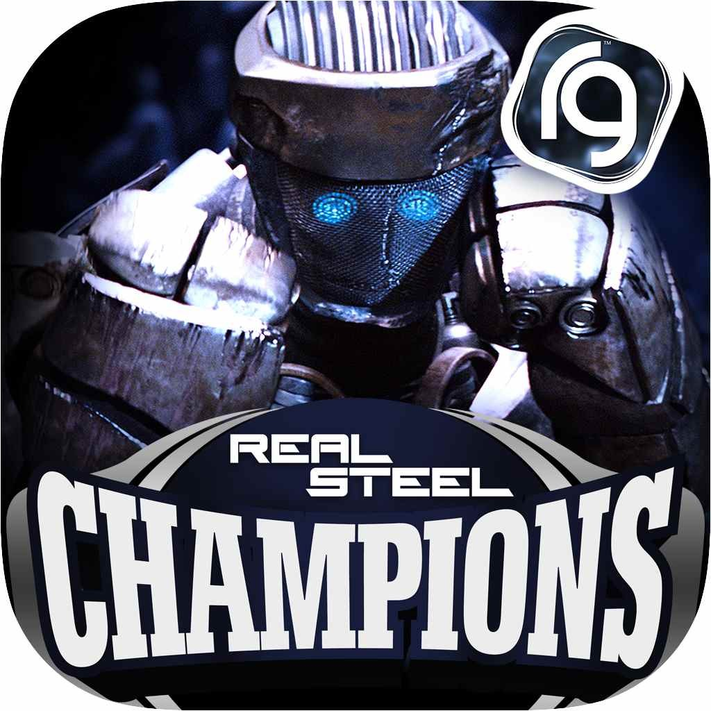 """""""Real Steel Champions"""" has been released for iOS"""