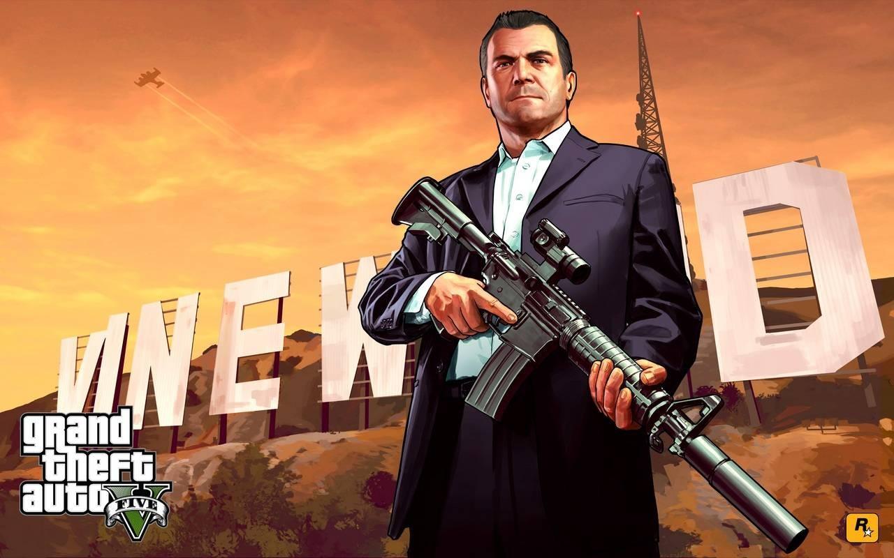 """10 nhân vật chính ấn tượng nhất trong dòng game """"Grand Theft Auto"""""""