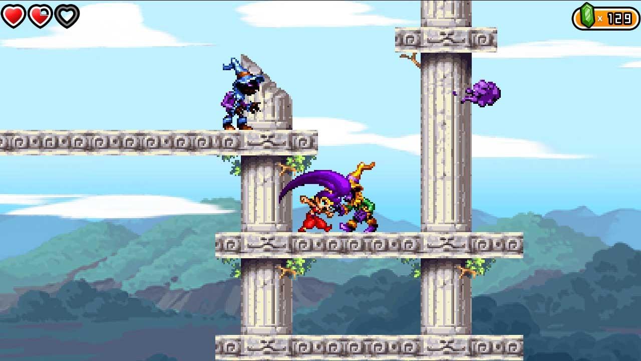 Shantae and the Pirate's Curse - Đánh Giá Game (6)