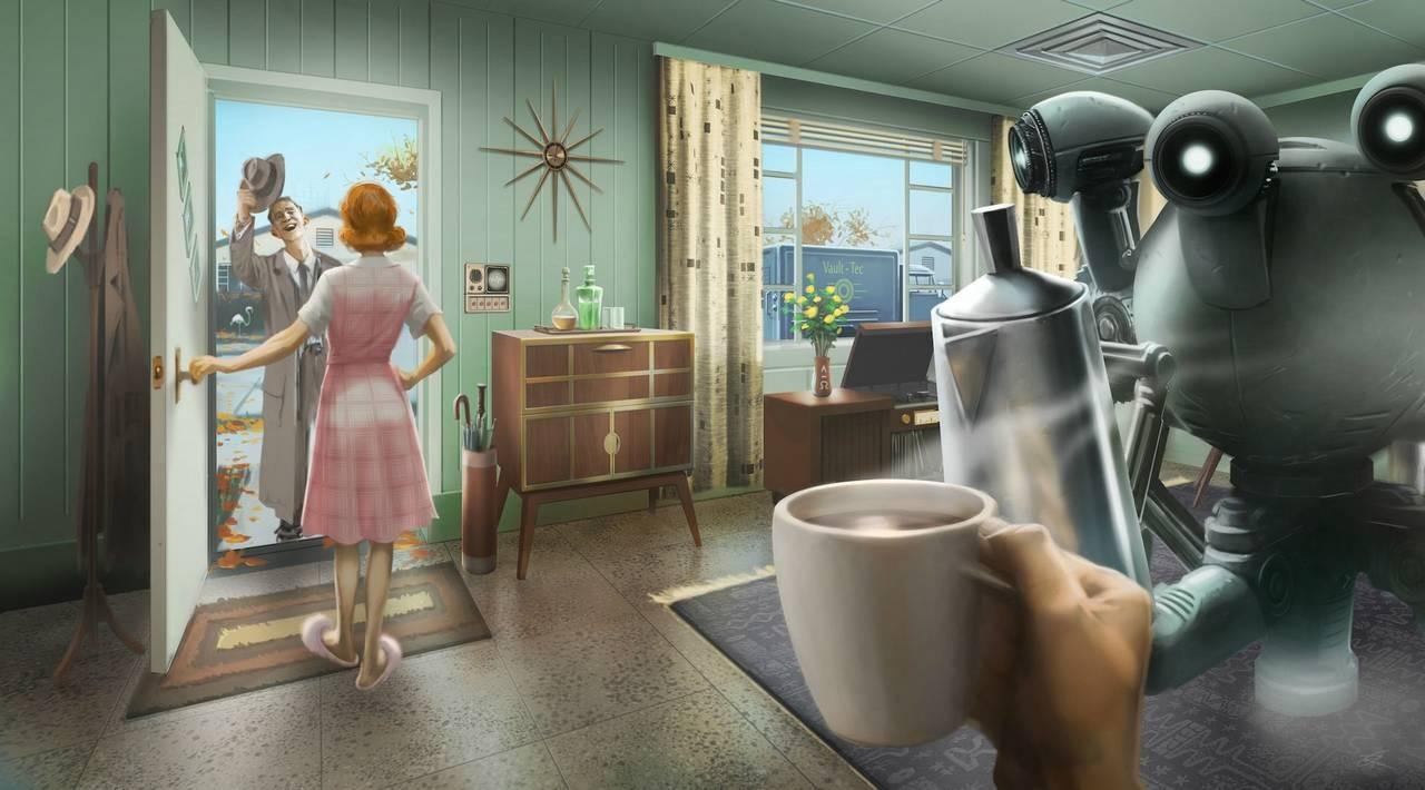 """E3 2015: 4 lý do không thể từ chối """"Fallout 4"""""""