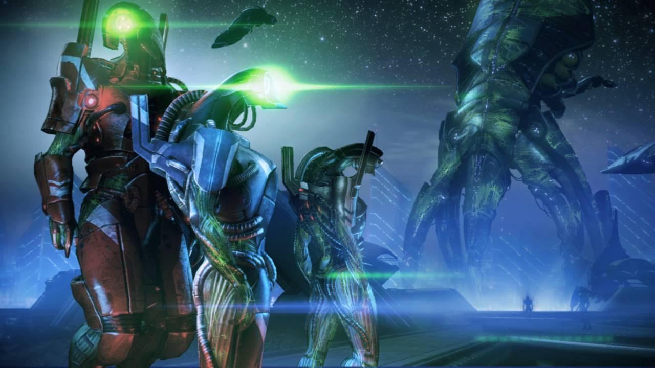 sử Mass Effect kỳ 1