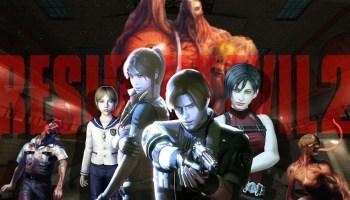 """Capcom trưng cầu ý kiến fan về việc tái bản """"Resident Evil 2"""""""