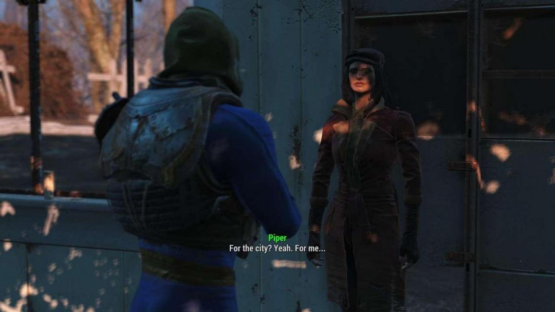 """13 mẹo """"sống khỏe"""" trong Fallout 4"""