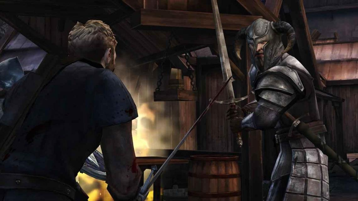 Game of Thrones: A Telltale Games Series – Ep 6: The Ice Dragon - Đánh Giá Game