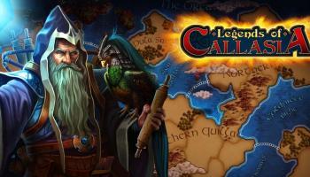 Legends of Callasia - Huyền thoại cõi tiên - Trải Nghiệm Game