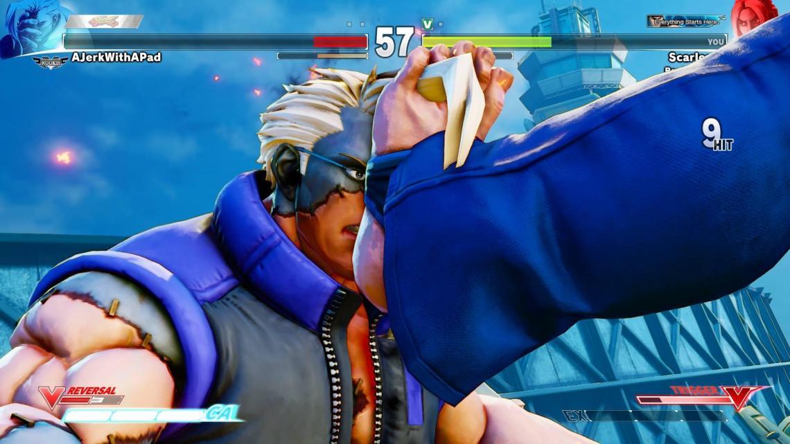 Street Fighter V - Đánh Giá Game
