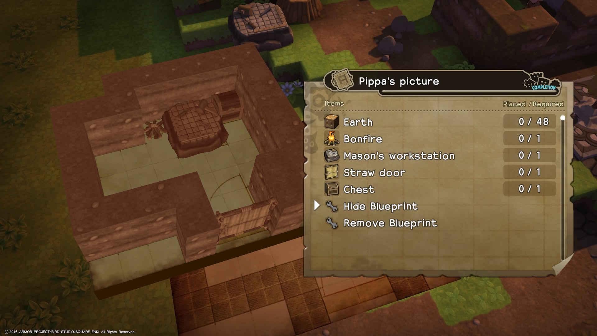 Dragon Quest Builders - Hành trình cứu thế - Giới Thiệu Game