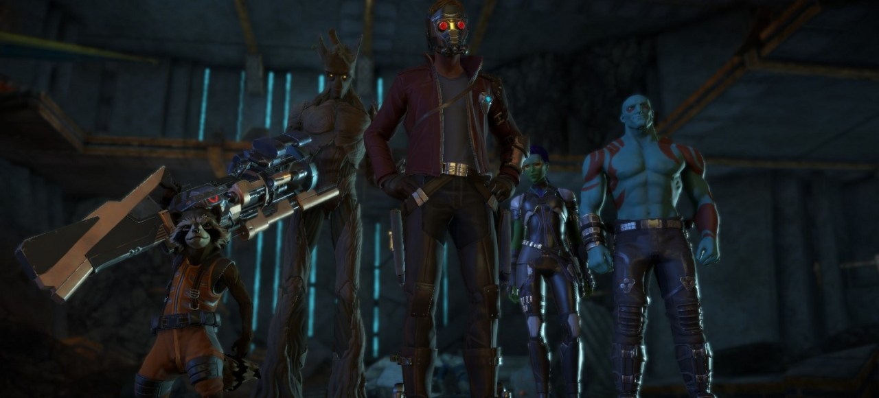 Marvel's Guardians of the Galaxy - Episode 1: Tangled Up in Blue - Đánh Giá Game