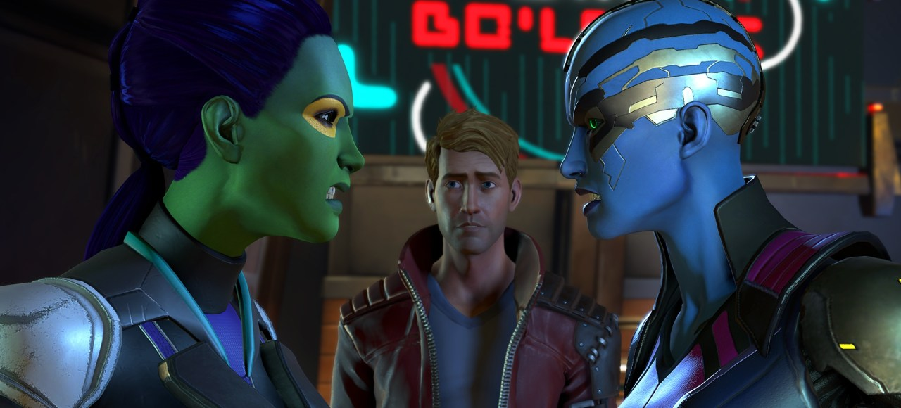 Marvel's Guardians of the Galaxy - Episode 3: More Than A Feeling - Đánh Giá Game