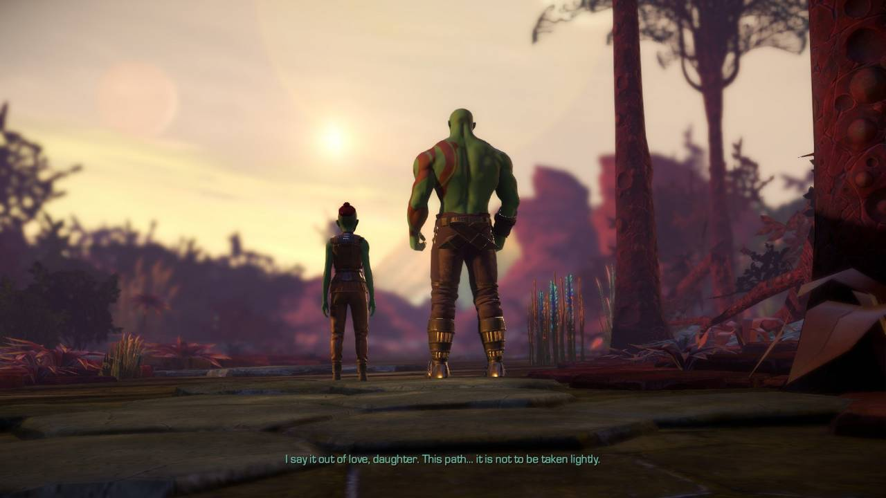 Marvel's Guardians of the Galaxy - Episode 4: Who Needs You - Đánh Giá Game