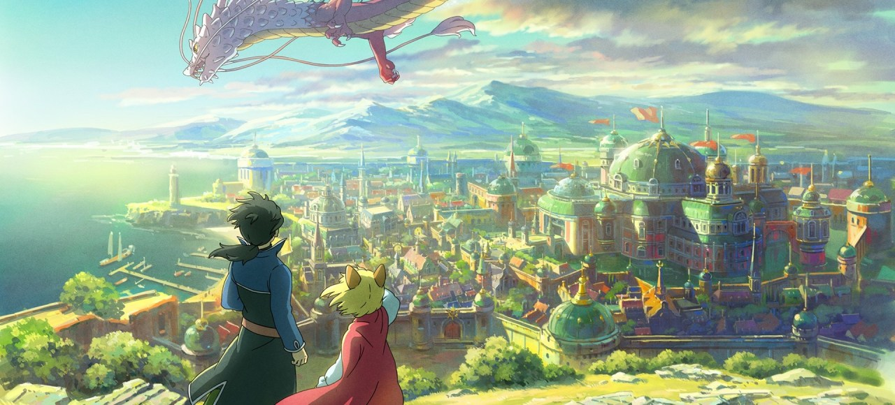 Ni no Kuni II: Revenant Kingdom - Đánh Giá Game