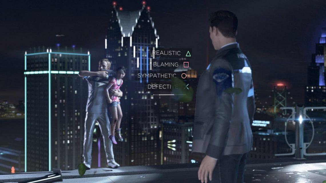 """Giải mã 10 """"bằng chứng"""" của bản chơi thử Detroit: Become Human - Giới Thiệu Game"""