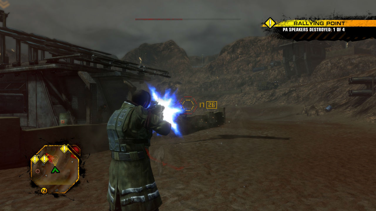 Red Faction: Guerrilla Re-Mars-tered - Đánh Giá Game