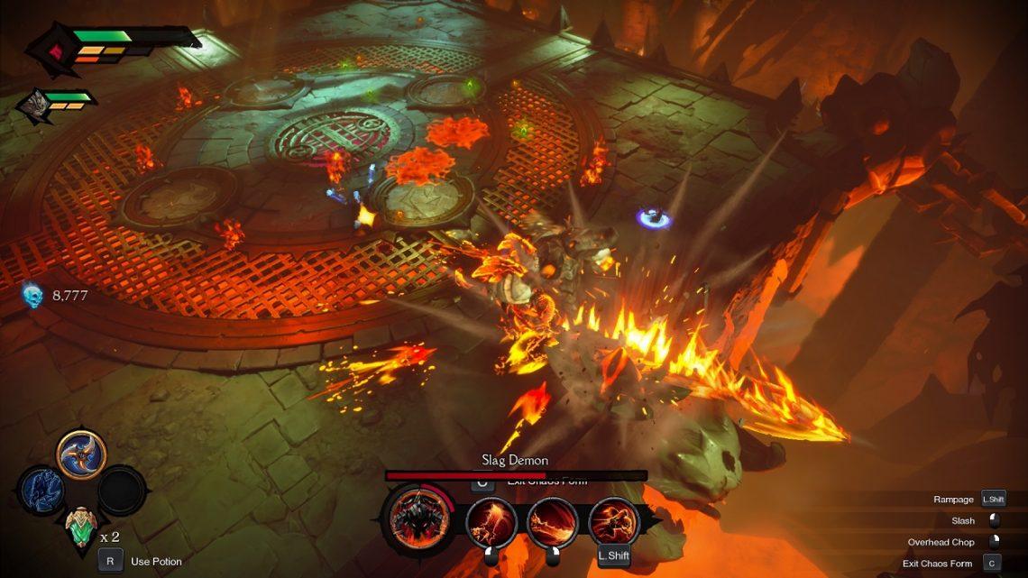 Darksiders Genesis - Đánh Giá Game