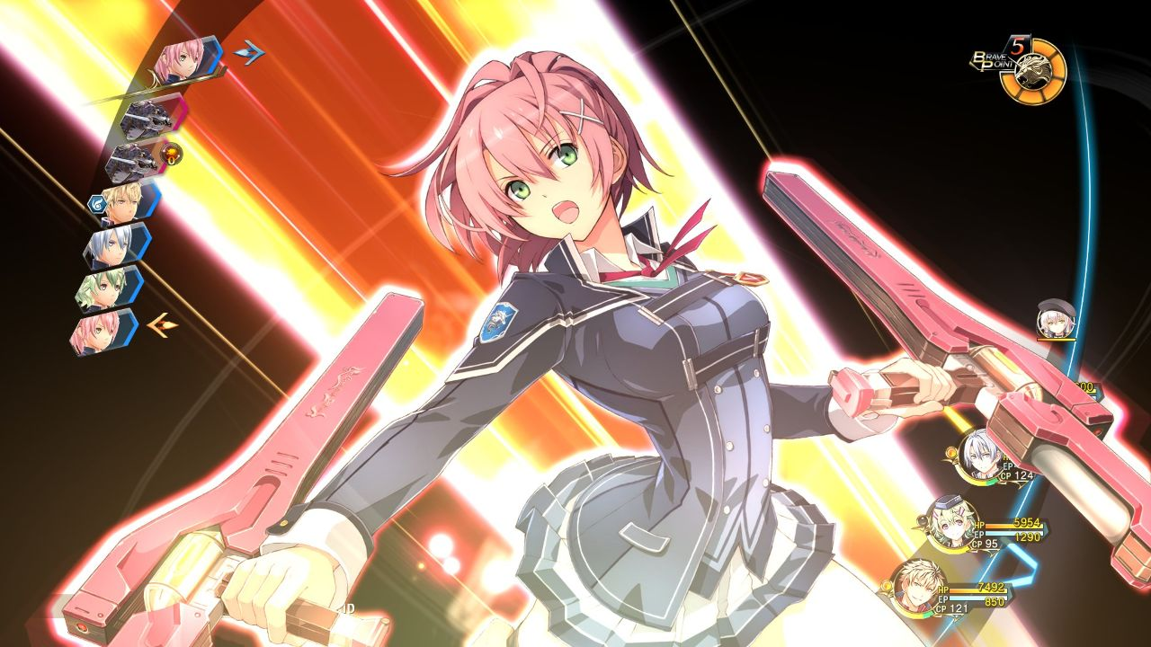 Trails of Cold Steel III