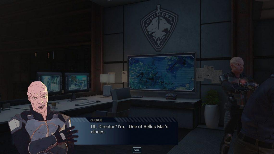 XCOM: Chimera