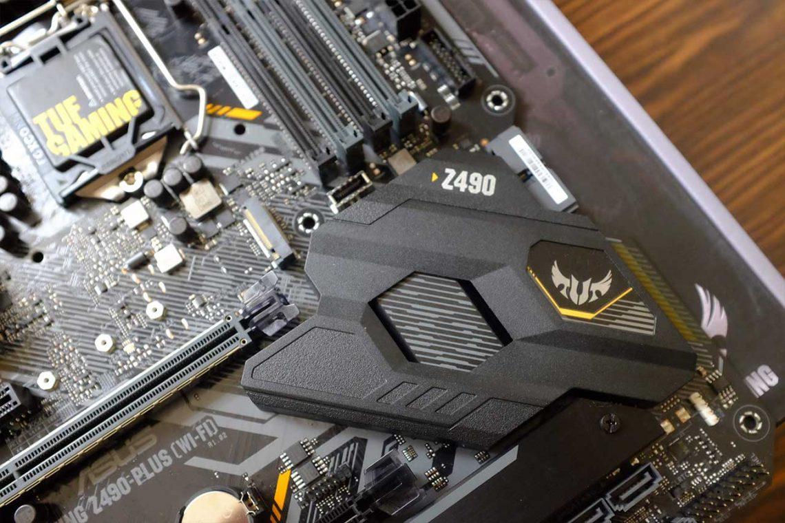 ASUS TUF Gaming Z490-Plus (Wi-fi) - Đánh Giá Nhanh