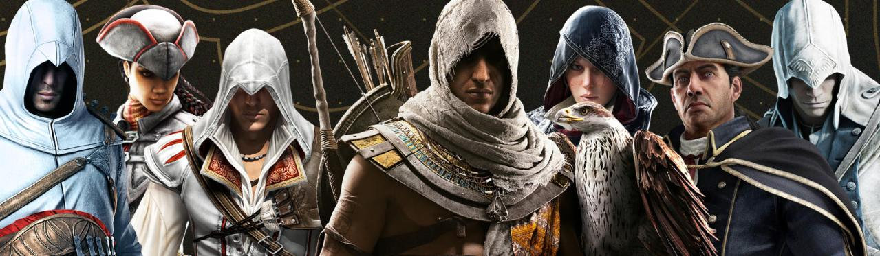 loạt phim Assassin's Creed