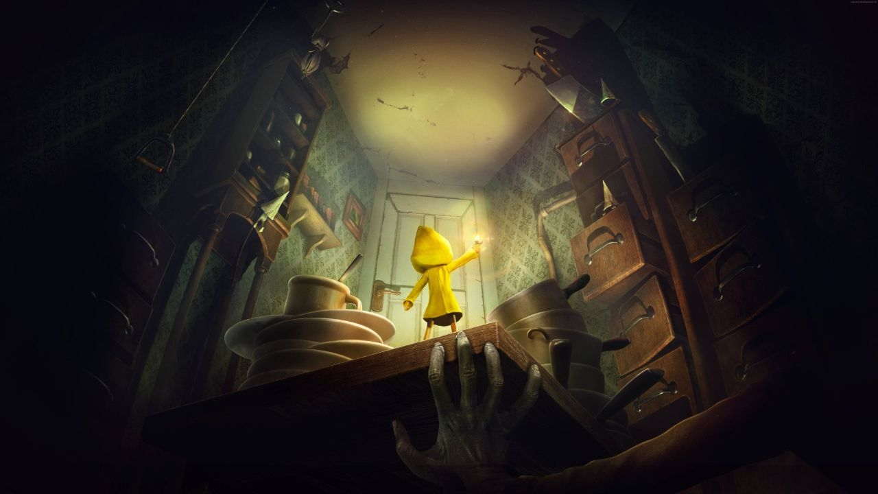 Steam: Little Nightmares