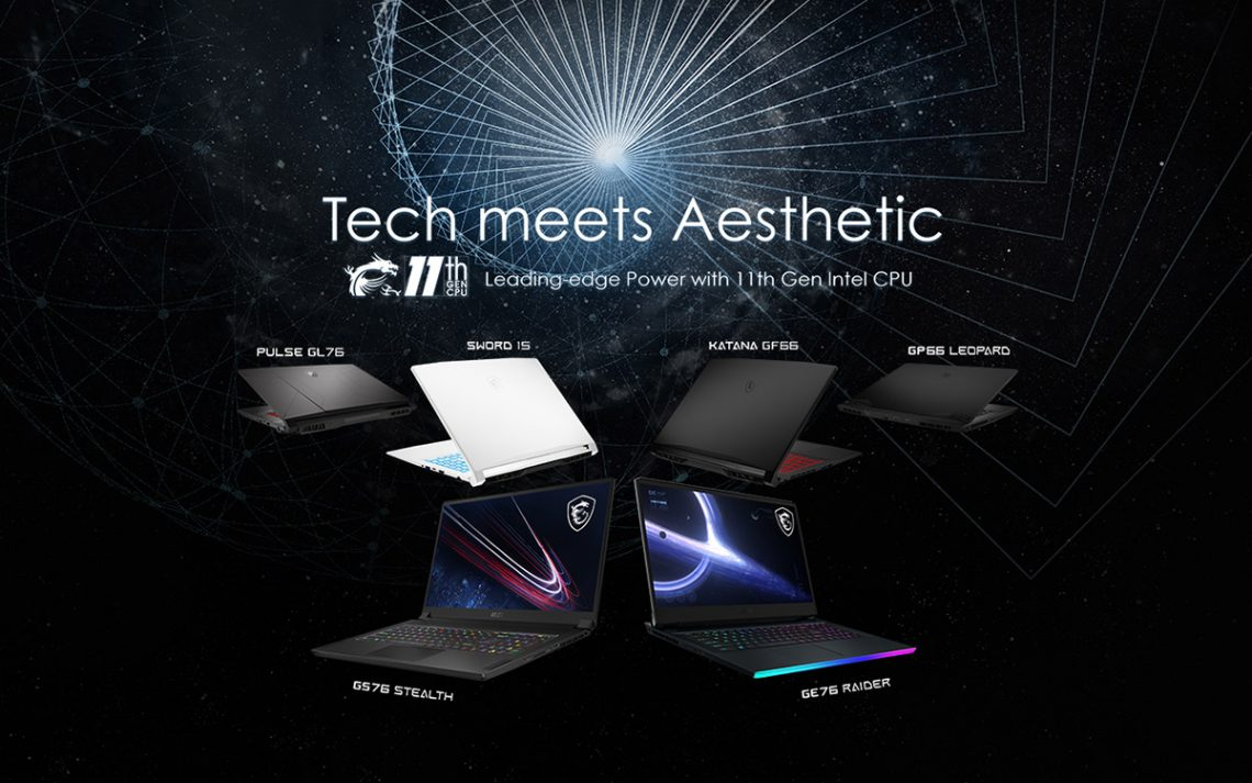 """MSI tổ chức sự kiện MSIology """"Vẻ đẹp công nghệ"""" ra mắt dòng laptop thế hệ mới"""