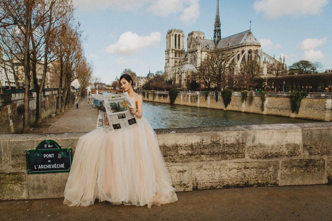 Paris Wedding Inspired Shooting by @throughtheglassparis
