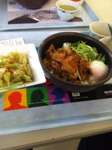[東工大パワー丼]東工大の学食超美味しいし超お得。