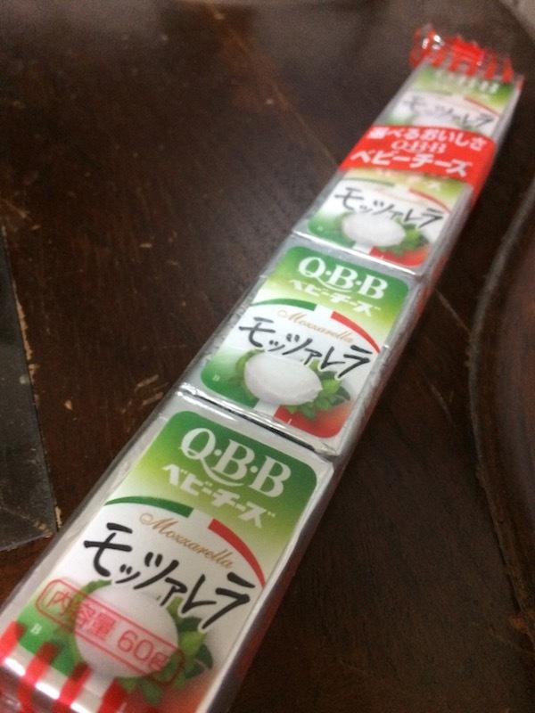 Q・B・Bベビーチーズ モッツァレラ