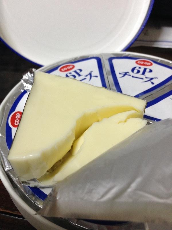 CO-OP(コープ) 6Pチーズ