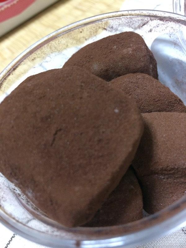 共楽堂の焼き上げ生ショコラとスウィートチョコ餅が東京でもおすすめ