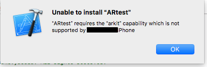 Unable to install