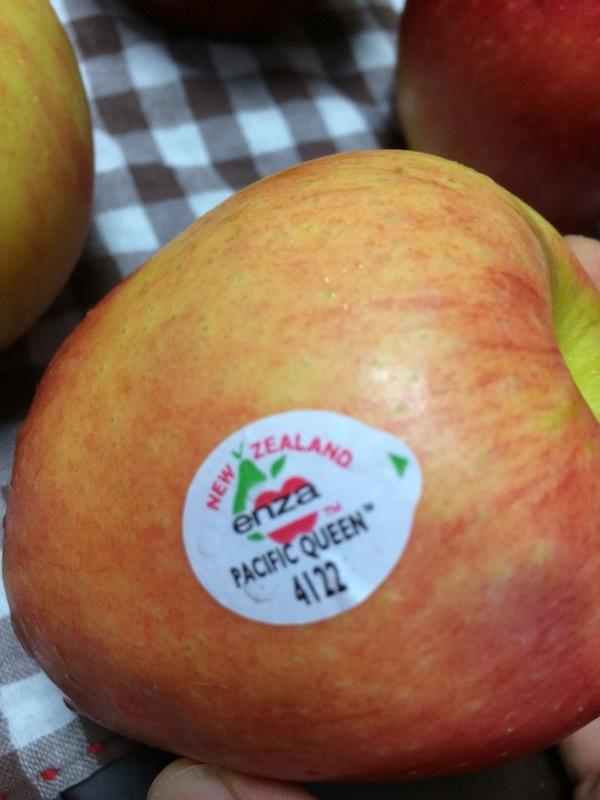 パシフィッククイーン(ニュージーランド産)の味、重さ、栄養、購入価格等の特徴