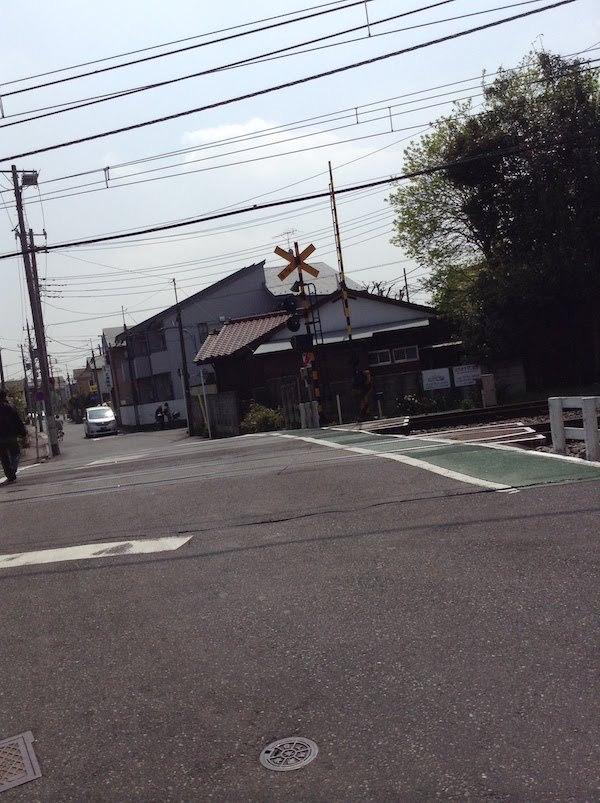 鷺ノ宮5号踏切