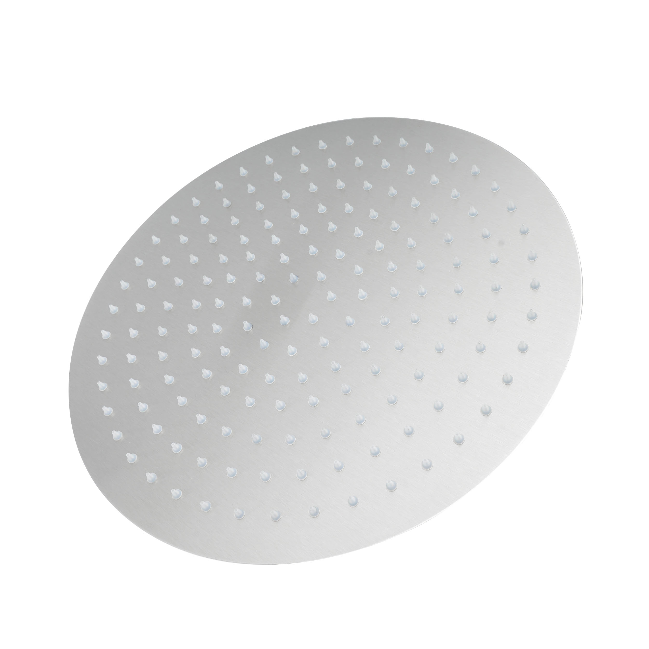 Boann Stainless Round Rain Shower Head 12 Brushed Nickel